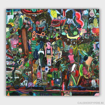 Laurent Dierckx - Galerie Jos Depypere