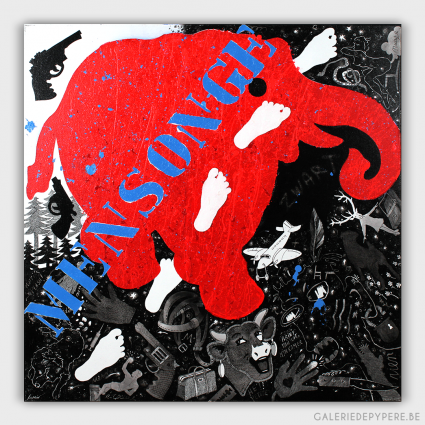 Christian Silvain - Galerie Jos Depypere