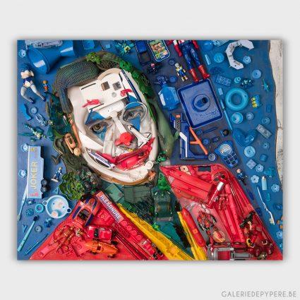 Bernard Pras - Joker - Galerie Jos Depypere
